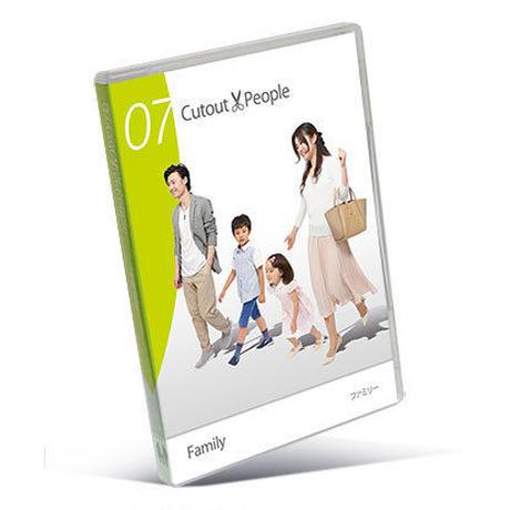 07 Cutout Peopleファミリー   [DVD]