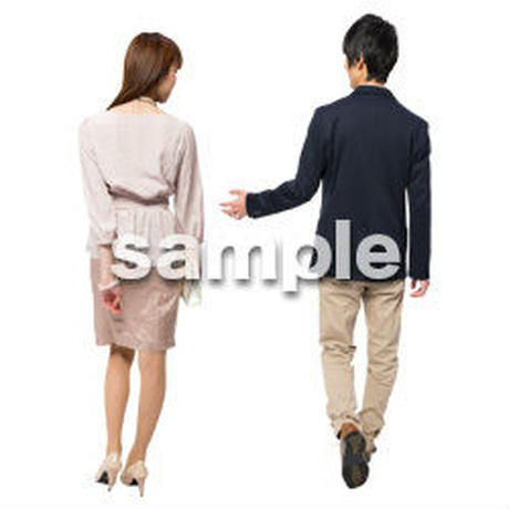 Cutout People ハイクラス 日本人 HH_185