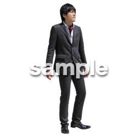 人物切抜き素材 ベーシックファッション編 P_481