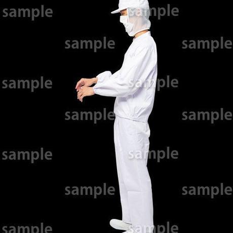 白衣食品スタッフ HA_23