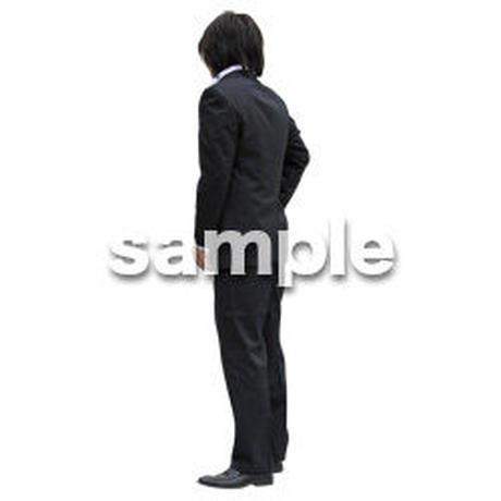 人物切抜き素材 ベーシックファッション編 P_474