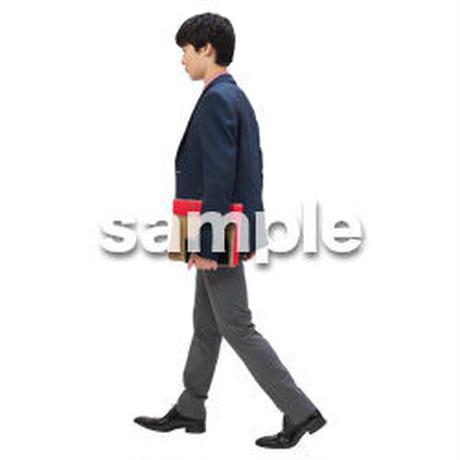 Cutout People ビジネス-日本人 EE_323