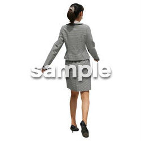 人物切抜き素材 ベーシックファッション編 P_170