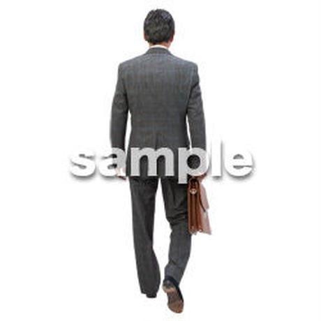 Cutout People ビジネス-日本人 EE_250