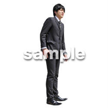 人物切抜き素材 ベーシックファッション編 P_477