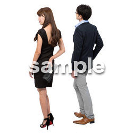 Cutout People ハイクラス 日本人 HH_199