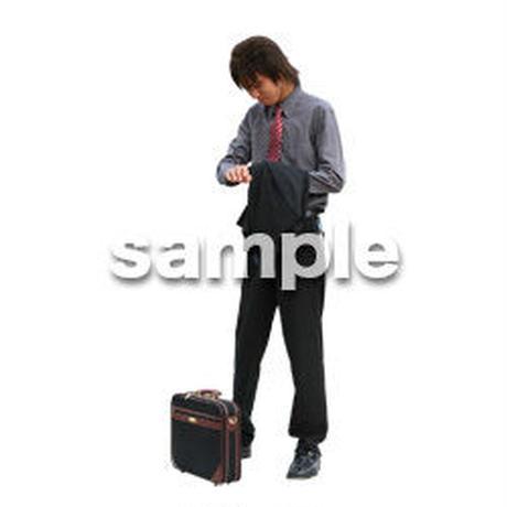 人物切抜き素材 オフィス・フォーマル編 G_111