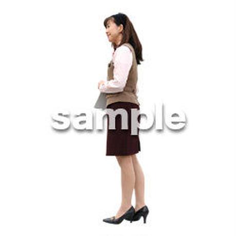 人物切抜き素材 オフィス・フォーマル編 G_138