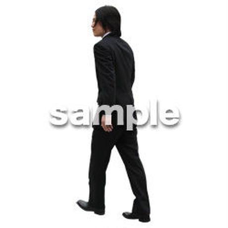 人物切抜き素材 ベーシックファッション編 P_469