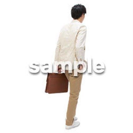 Cutout People ビジネス-日本人 EE_319