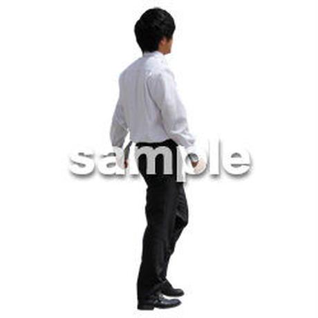 人物切抜き素材 ベーシックファッション編 P_339