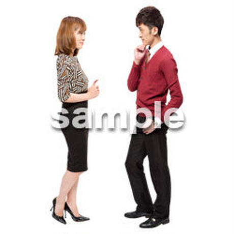 Cutout People ハイクラス 日本人 HH_203