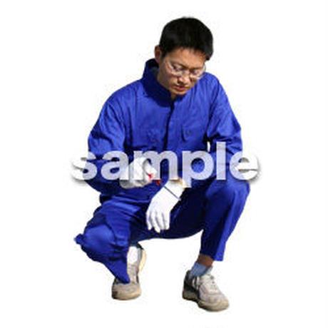 人物切抜き素材 男性女性編 A_229