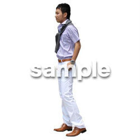 人物切抜き素材 アーバン・ショッピング編 M_335