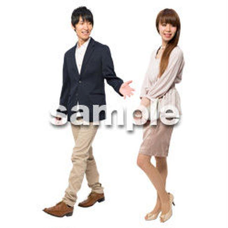 Cutout People ハイクラス 日本人 HH_182