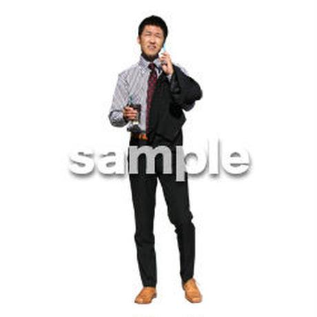 人物切抜き素材 オフィス・フォーマル編 G_101