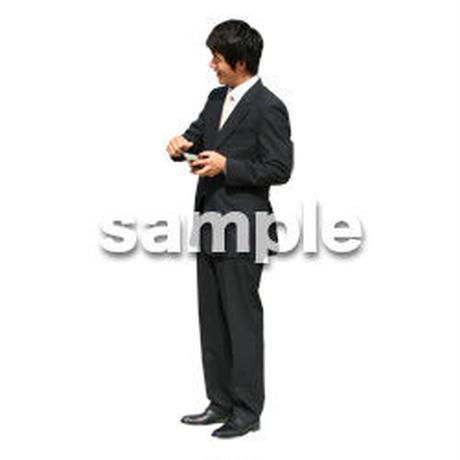 人物切抜き素材 オフィス・フォーマル編 G_098