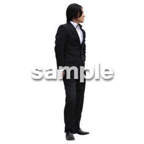 人物切抜き素材 ベーシックファッション編 P_472