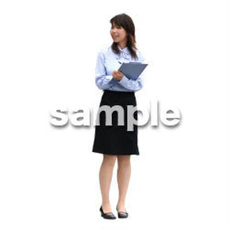 人物切抜き素材 オフィス・フォーマル編 G_144
