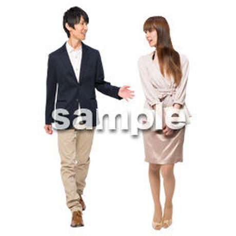 Cutout People ハイクラス 日本人 HH_181