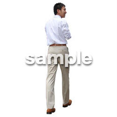 人物切抜き素材 アーバン・ショッピング編 M_327