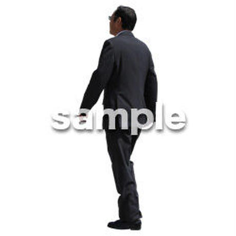 Cutout People ビジネス-日本人 EE_259