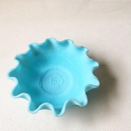 "U.S.A. Vintage ""Fenton"" Art Glass Bowl"