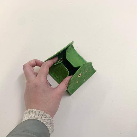 コインケース&アクセサリーケース/ピスタチオグリーン