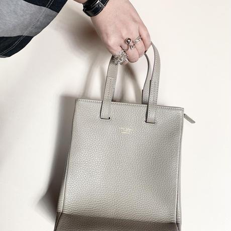 紙袋風Bag (ジップ付き)