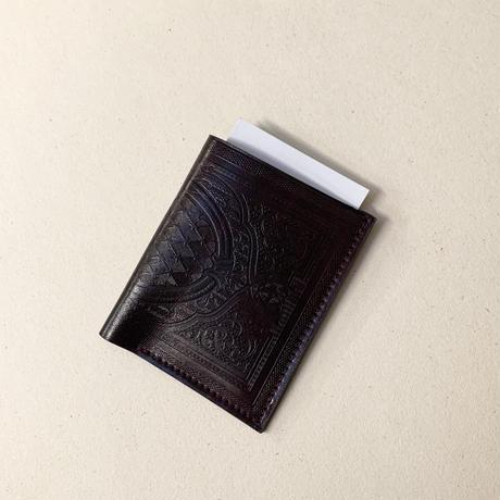 Card holder (pocket accessory type)