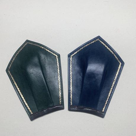 【イミテーションゴールド】Pocket Leather  chief holder
