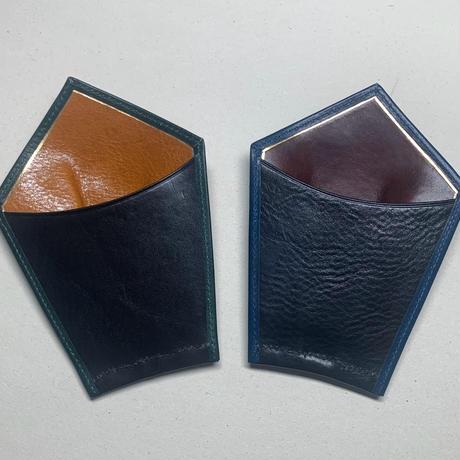 【22k Gold】Pocket Leather chief Holder