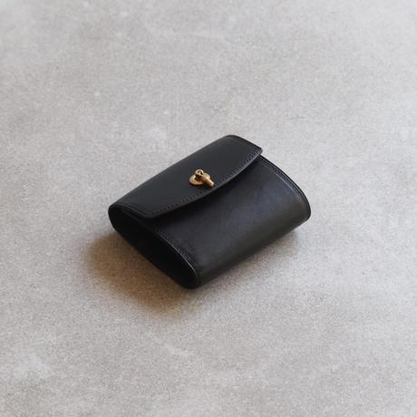 ミニウォレット/Black【Ricco mini】