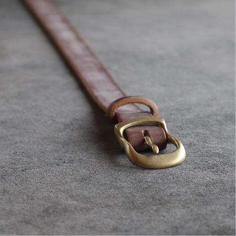 ブライドルベルト / Chocolate