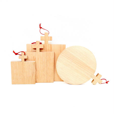 Plus Handle Square Cutting Board(M)