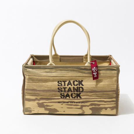"""STACK STAND SACK"" 大バッグ"