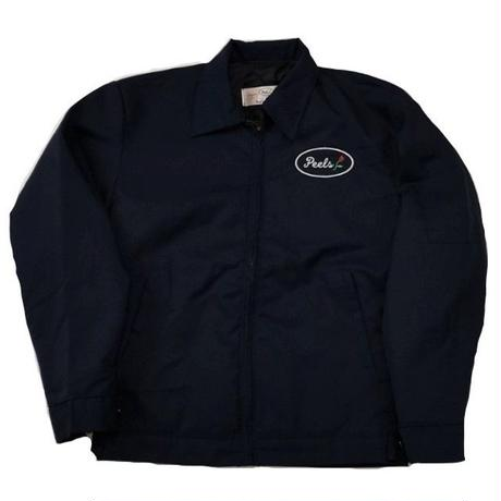 PEELS SR JACKET  NAVY