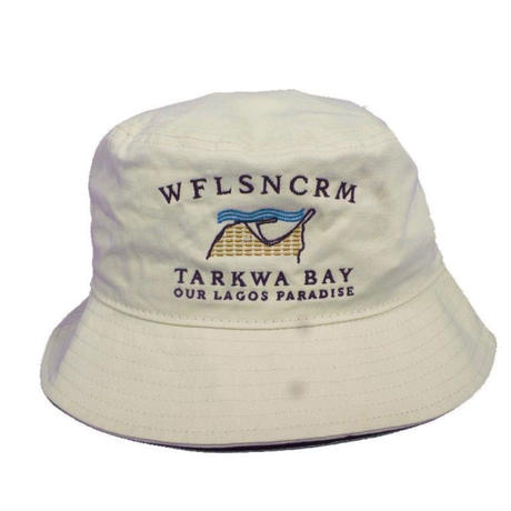WAFFLESNCREAM TARKWA BAY HAT BEIGE