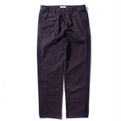 DEMARCOLAB SIDE STRIPE CHINO-PURPLE