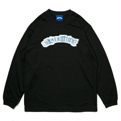 ALLGOODTHINGZ DASHBOARD L/S TEE-BLACK