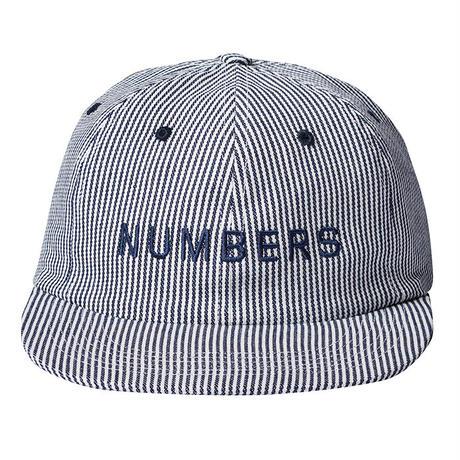 NUMBERS EDITION WORDMARK  DENIM 6-PANEL HAT