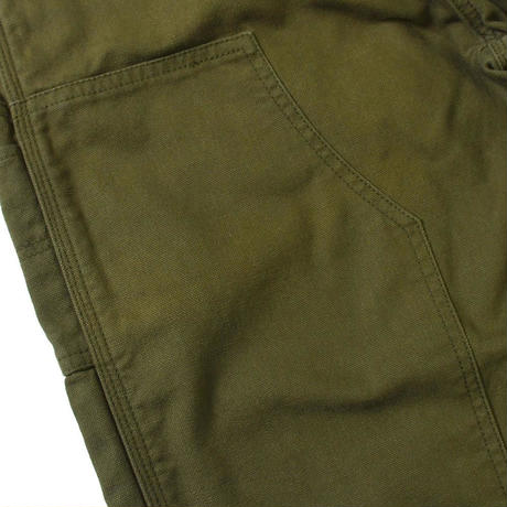 LAFAYETTE DOUBLE KNEE PAINTER PANTS-OLIVE