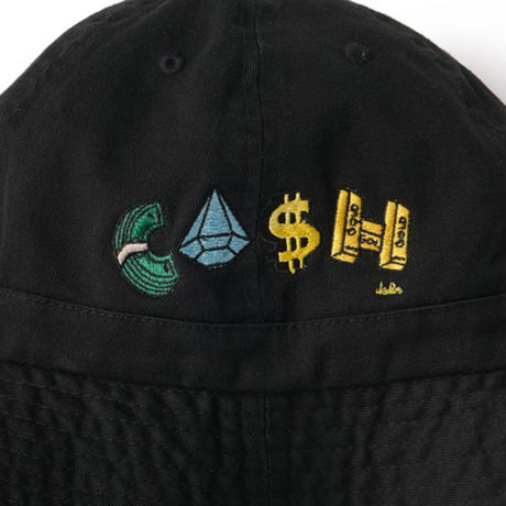 INTERBREED X CLEOFUS PAYDAY HAT-BLACK