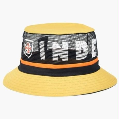 BRIXTON X INDEPENDENT HARDY BUCKET HAT-L(7-1/2)