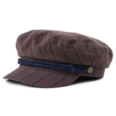 BRIXTON FIDDLER CAP-CHESTNUT