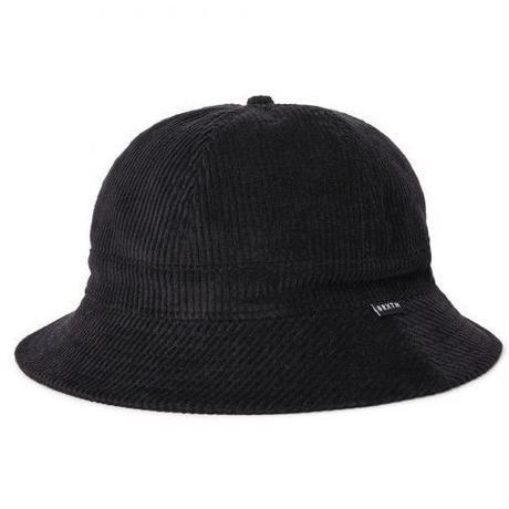 BRIXTON BANKS Ⅱ BUCKET HAT-BLACK