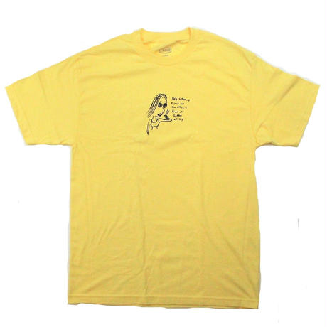 LABOR SO DREAMY TEE   BANANA