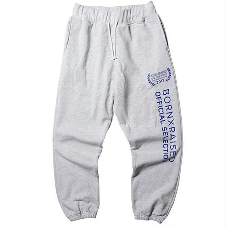 BORN X RAISED OFFICIAL SELECTION SWEATS H,GREY