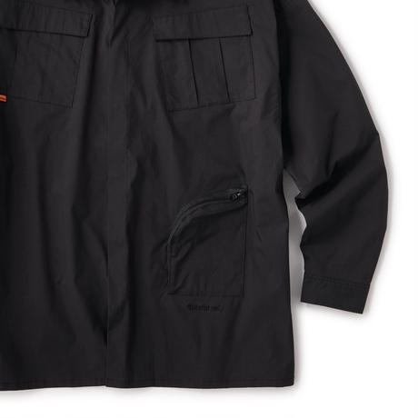 INTERBREED FILED TECH SHIRTS JACKET-BLACK