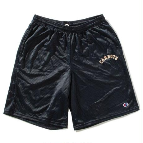 CARROTS COLLEGIATE CARROTS CHAMPION MESH SHORTS  NAVY